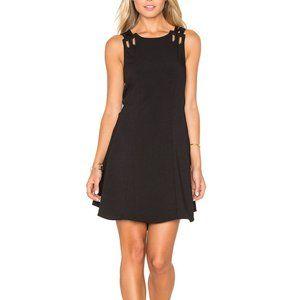 FREE PEOPLE Baby Love Dress in Black - XS,S,L